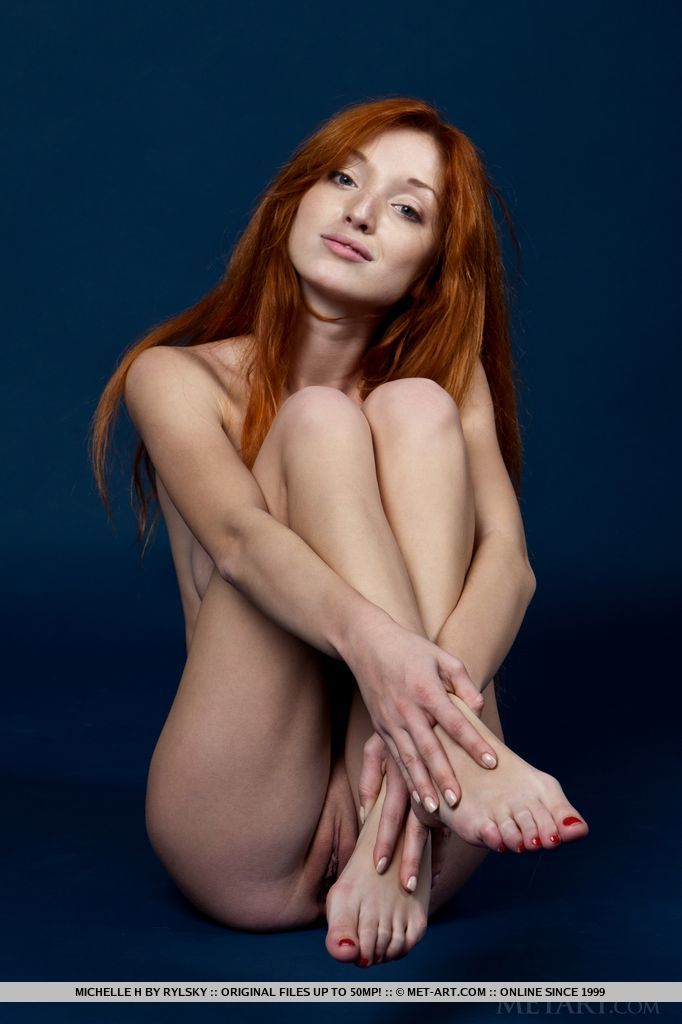 Usual reserve Redhead with bare feet matchless phrase