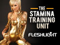 Increase your sexual performance with a Fleshlight!